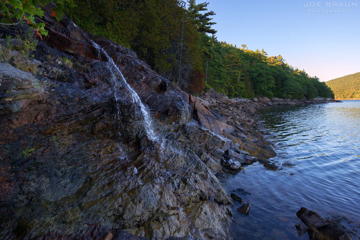 Acadia Mountain photo (Acadia National Park) -- © 2013 Joe Braun Photography