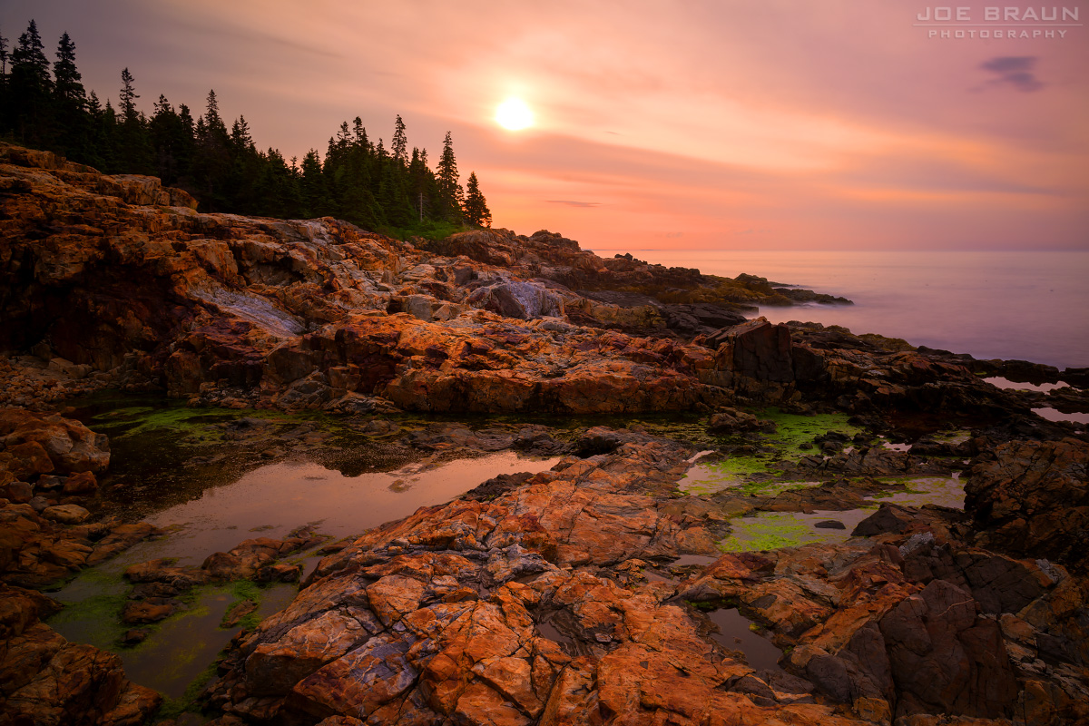 Little Hunters Beach photo (Acadia National Park) -- © 2013 Joe Braun Photography
