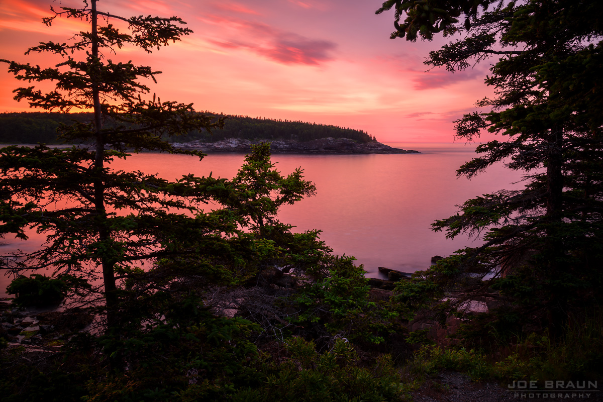 Ocean Path photo (Acadia National Park) -- © 2013 Joe Braun Photography