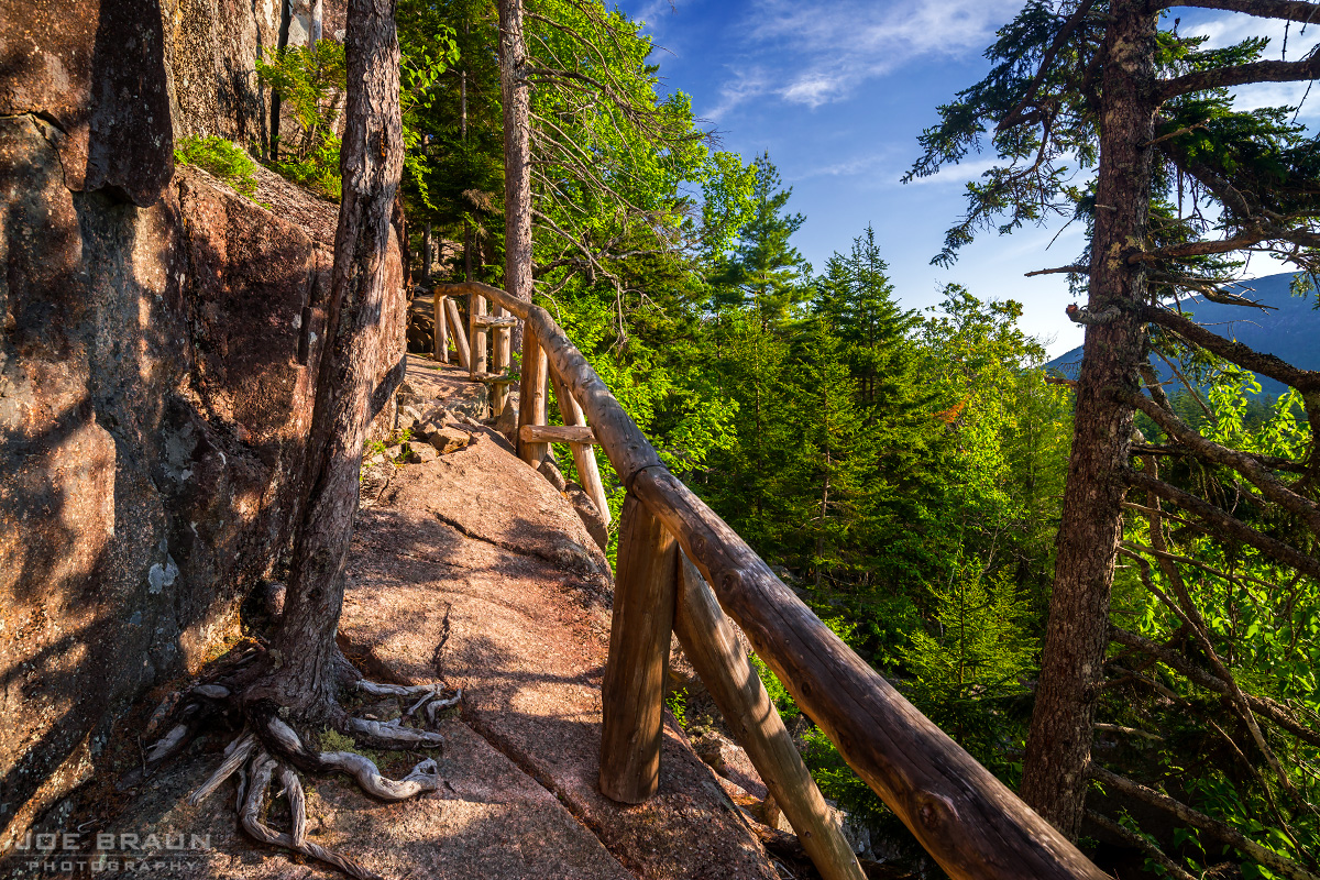 Penobscot Mountain photo (Acadia National Park) -- © 2013 Joe Braun Photography