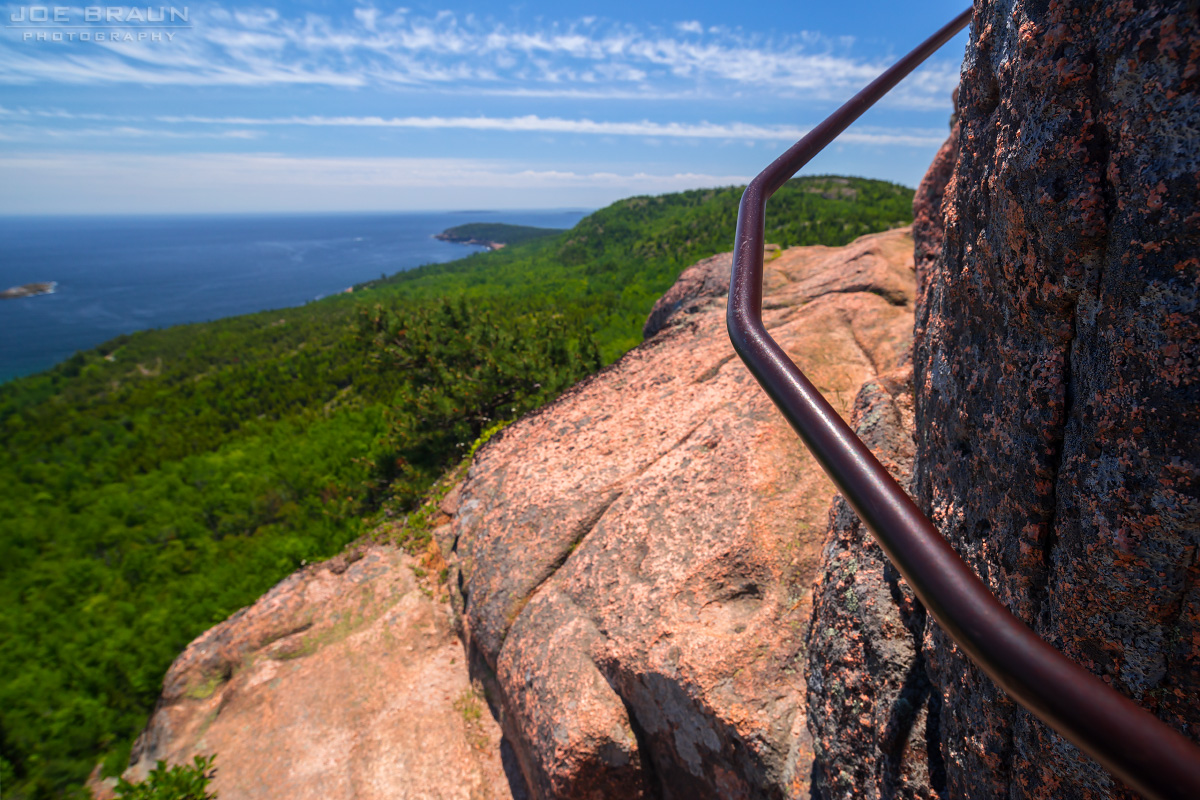 The Beehive photo (Acadia National Park) -- © 2013 Joe Braun Photography