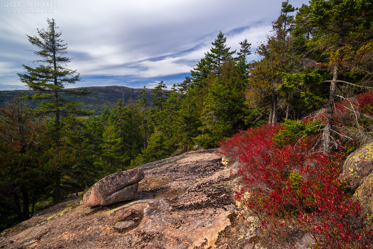 The Triad photo (Acadia National Park) -- © 2013 Joe Braun Photography