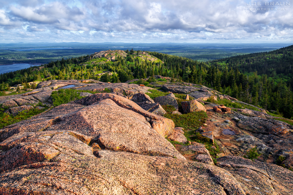 Bald Peak photo (Acadia National Park) -- © 2014 Joe Braun Photography