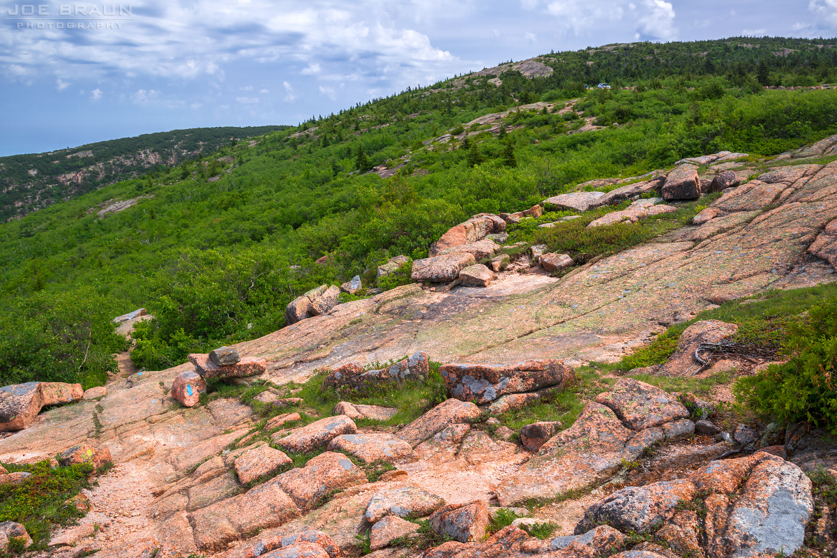 Cadillac North Ridge Trail photo (Acadia National Park) -- © 2014 Joe Braun Photography