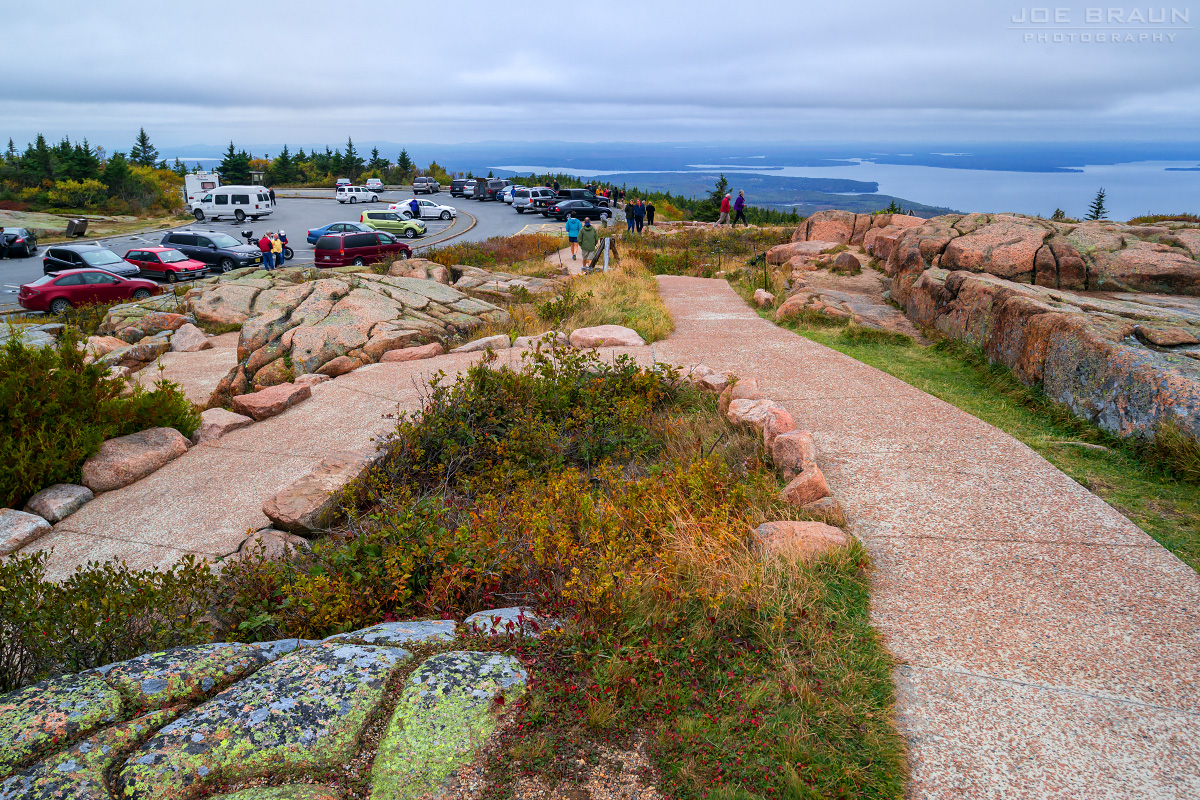 Cadillac West Face Trail photo (Acadia National Park) -- © 2014 Joe Braun Photography