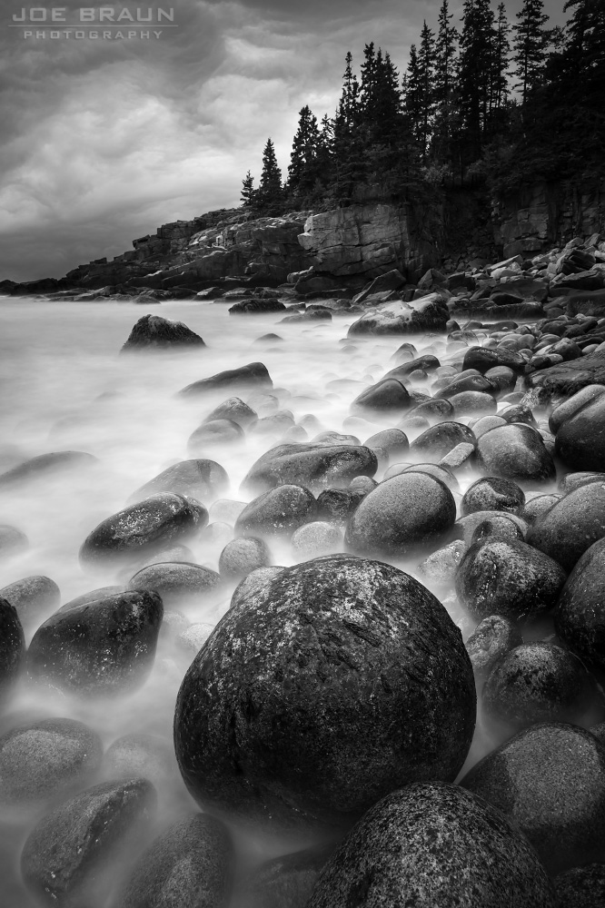 Ocean Path photo (Acadia National Park) -- © 2014 Joe Braun Photography