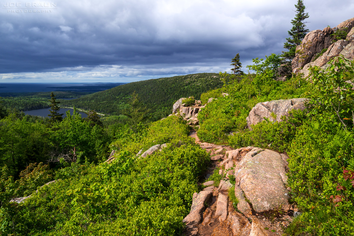 Parkman Mountain photo (Acadia National Park) -- © 2014 Joe Braun Photography
