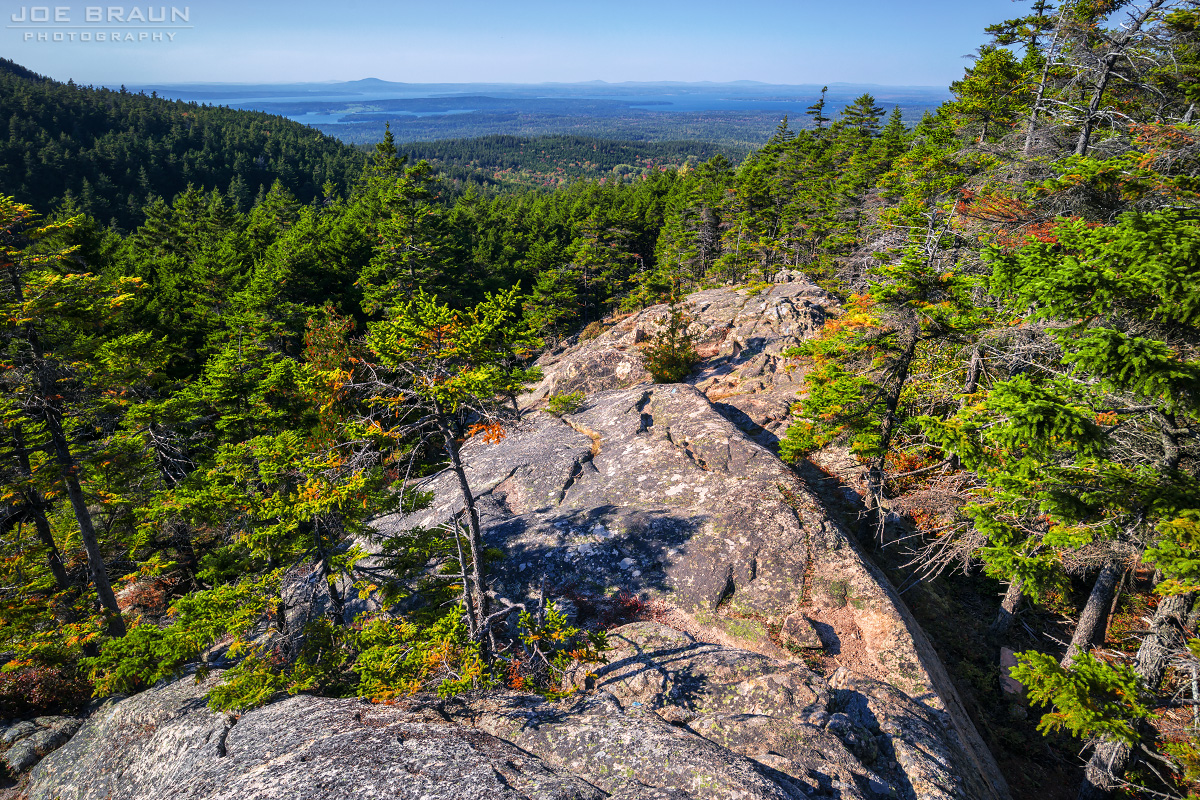Razorback Trail photo (Acadia National Park) -- © 2014 Joe Braun Photography