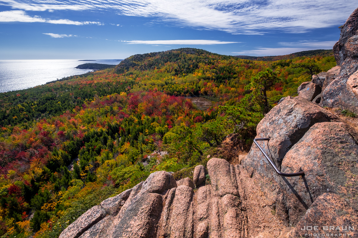 Beehive Trail photo (Acadia National Park) -- © 2016 Joe Braun Photography