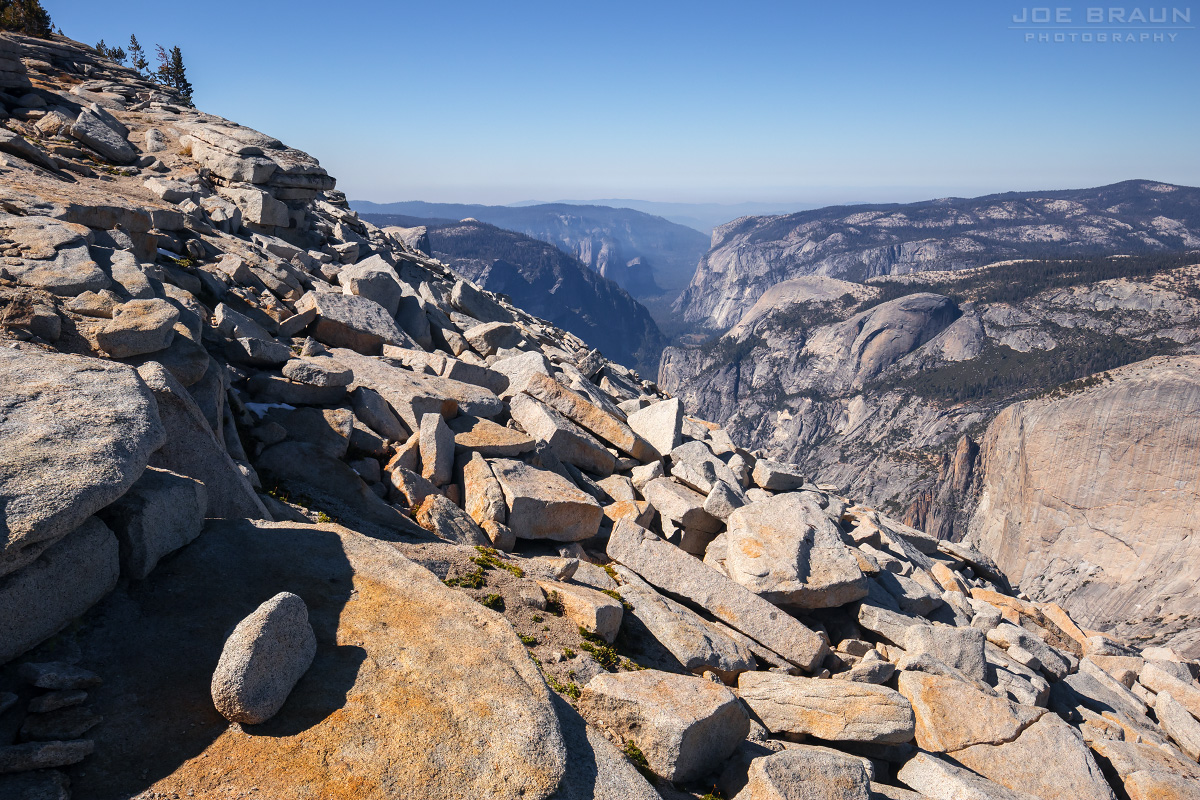 Clouds Rest photo (Yosemite National Park) -- © 2017 Joe Braun Photography