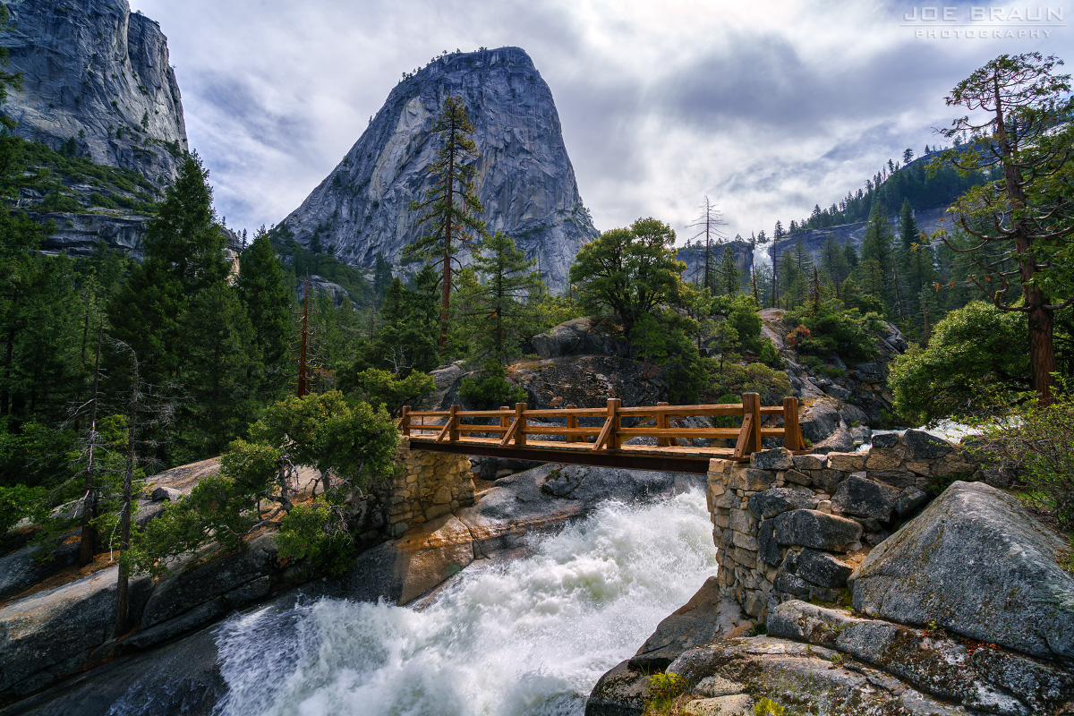 Joe S Guide To Yosemite National Park The Mist Trail