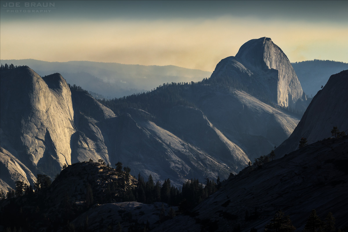 Olmsted Point (Yosemite National Park) -- © 2017 Joe Braun Photography