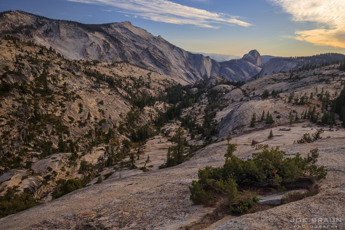 Olmsted Point photo (Yosemite National Park) -- © 2017 Joe Braun Photography