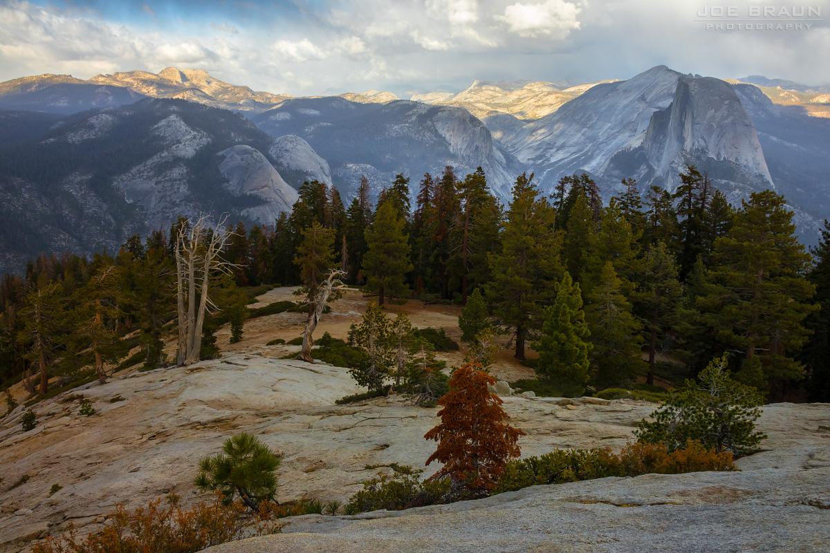 Sentinel Dome photo (Yosemite National Park) -- © 2017 Joe Braun Photography
