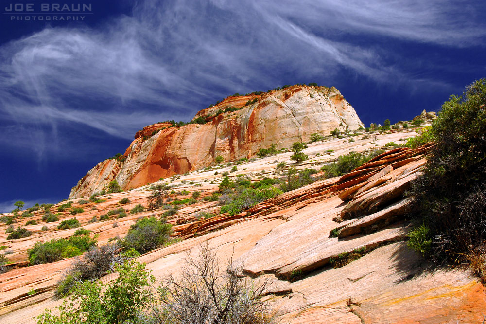 East Temple Loop photo (Zion National Park) -- © 2005 Joe Braun Photography