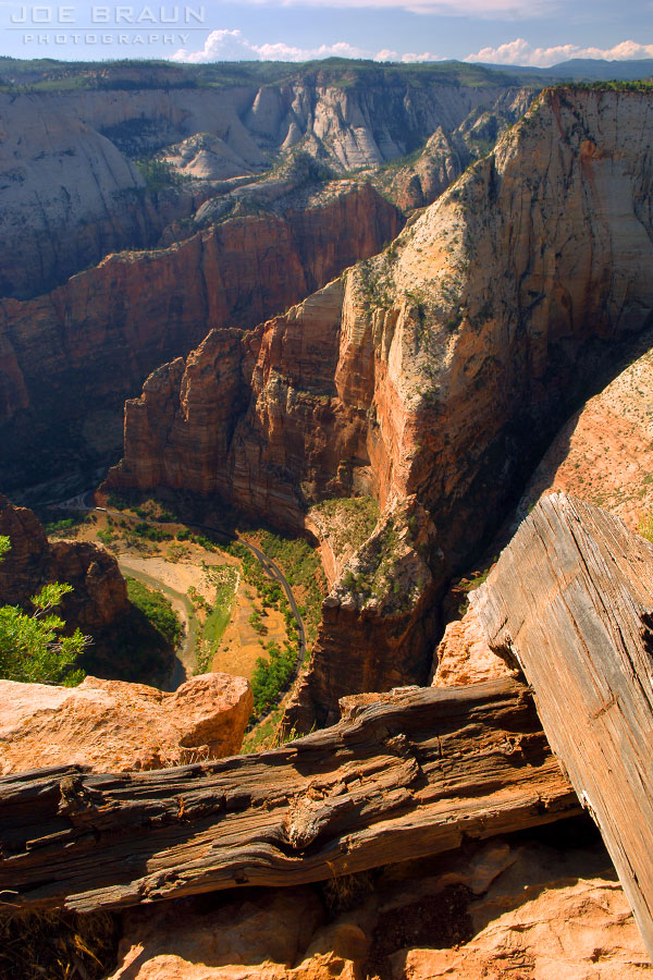 Cable Mountain photo (Zion National Park) -- © 2006 Joe Braun Photography