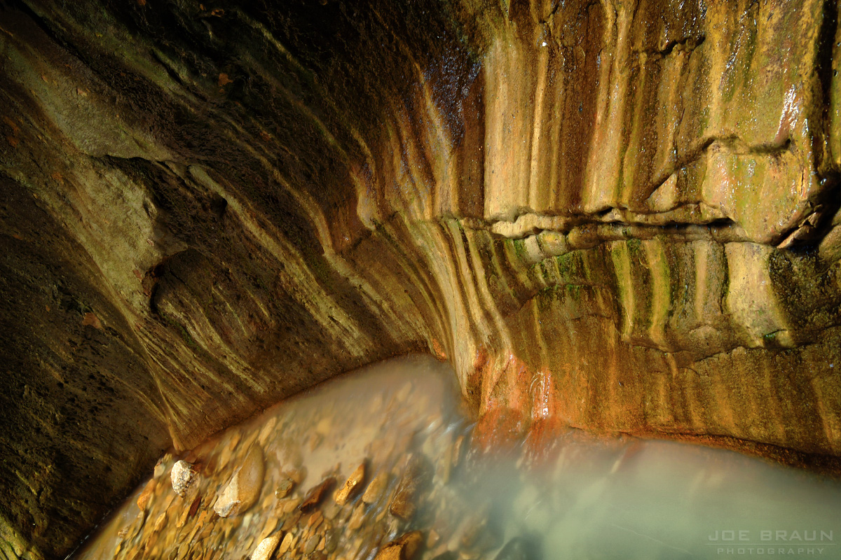 Orderville Canyon photo (Zion National Park) -- © 2006 Joe Braun Photography