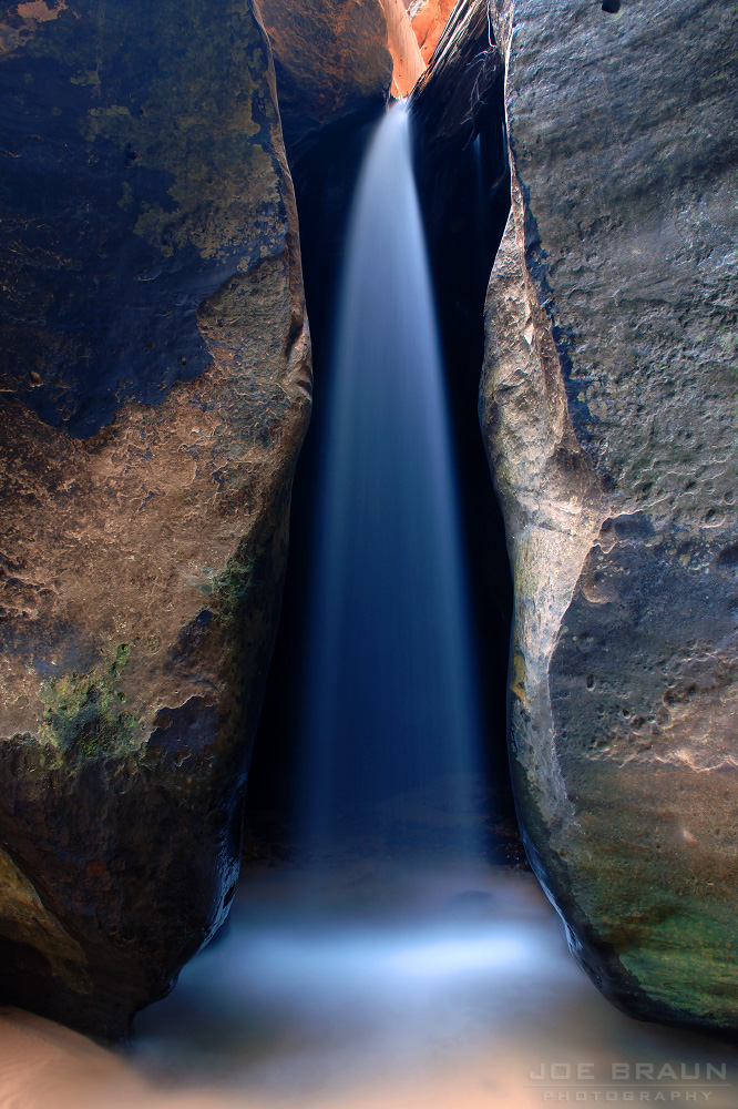 The Subway (Zion National Park) -- © 2006 Joe Braun Photography