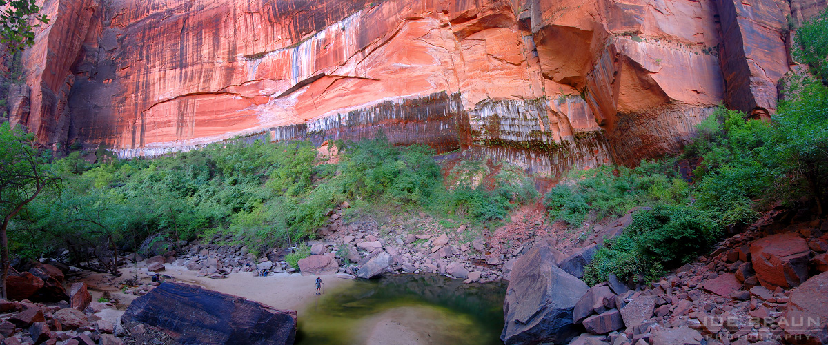 Emerald Pools (Zion National Park) -- © 2007 Joe Braun Photography