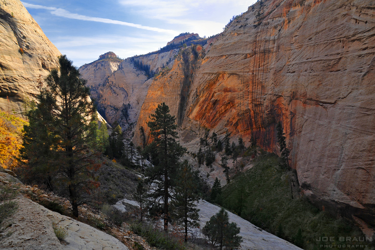 West Rim Trail photo (Zion National Park) -- © 2008 Joe Braun Photography