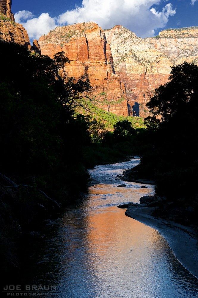 Emerald Pools Trail (Zion National Park) -- © 2010 Joe Braun Photography