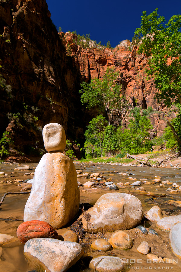 Riverside Walk (Zion National Park) -- © 2010 Joe Braun Photography