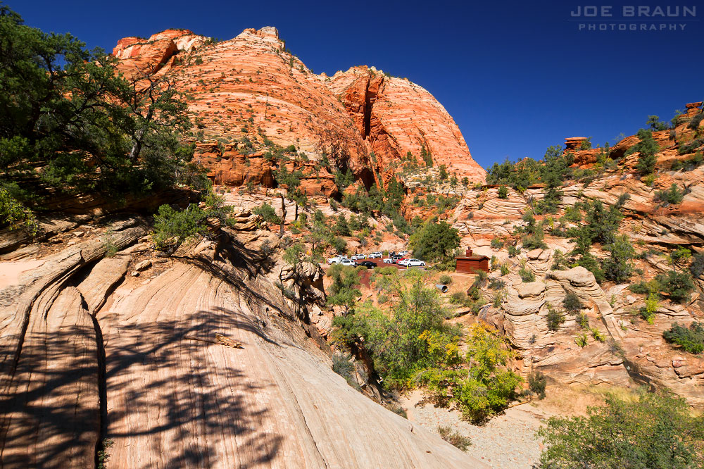 Gifford Canyon (Zion National Park) -- © 2011 Joe Braun Photography