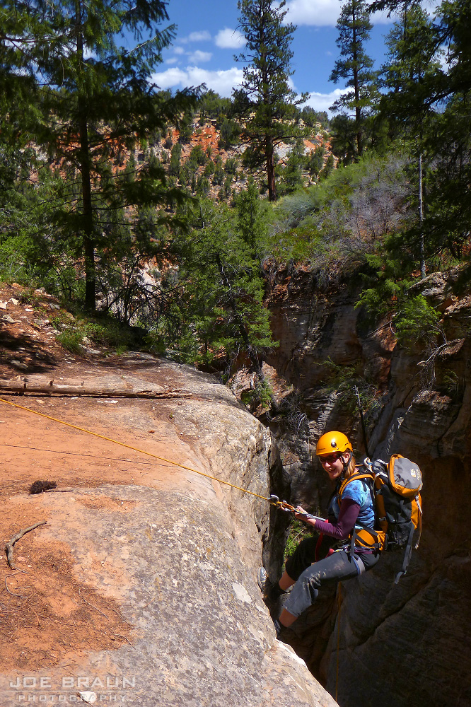 Birch Hollow (Zion National Park) -- © 2012 Joe Braun Photography