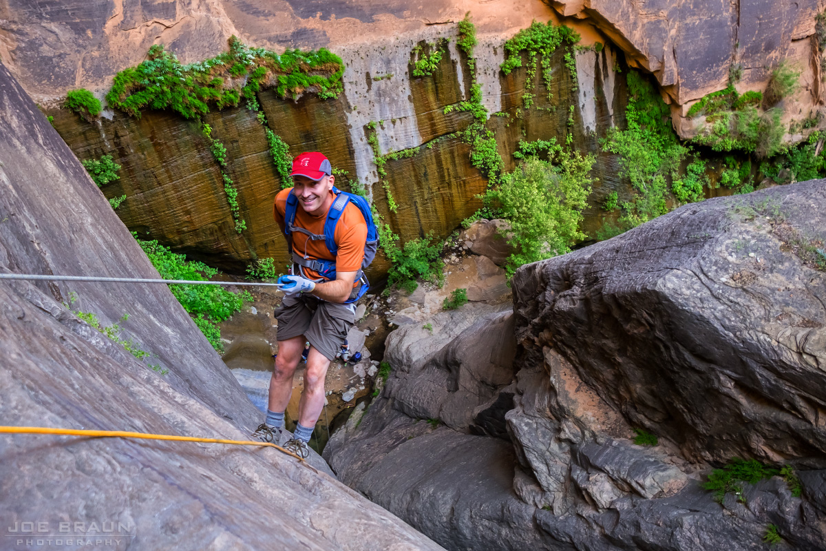 Joe S Guide To Zion National Park Mystery Canyon Photographs