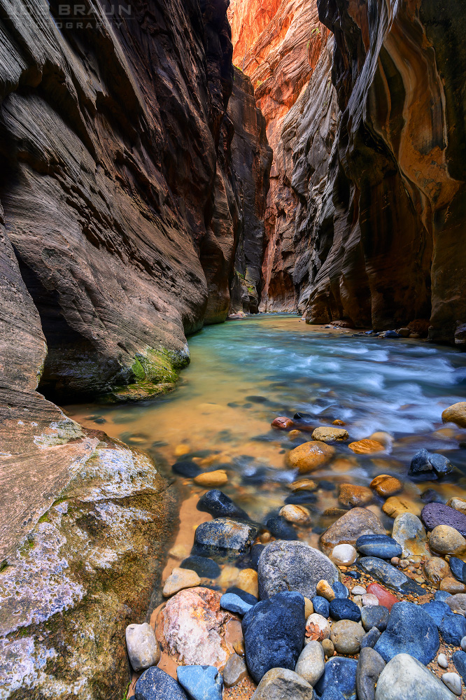 Zion Narrows (Zion National Park) -- © 2015 Joe Braun Photography