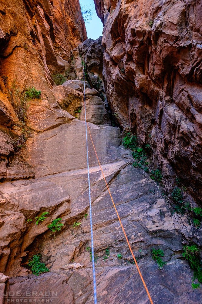 Behunin Canyon (Zion National Park) -- © 2016 Joe Braun Photography