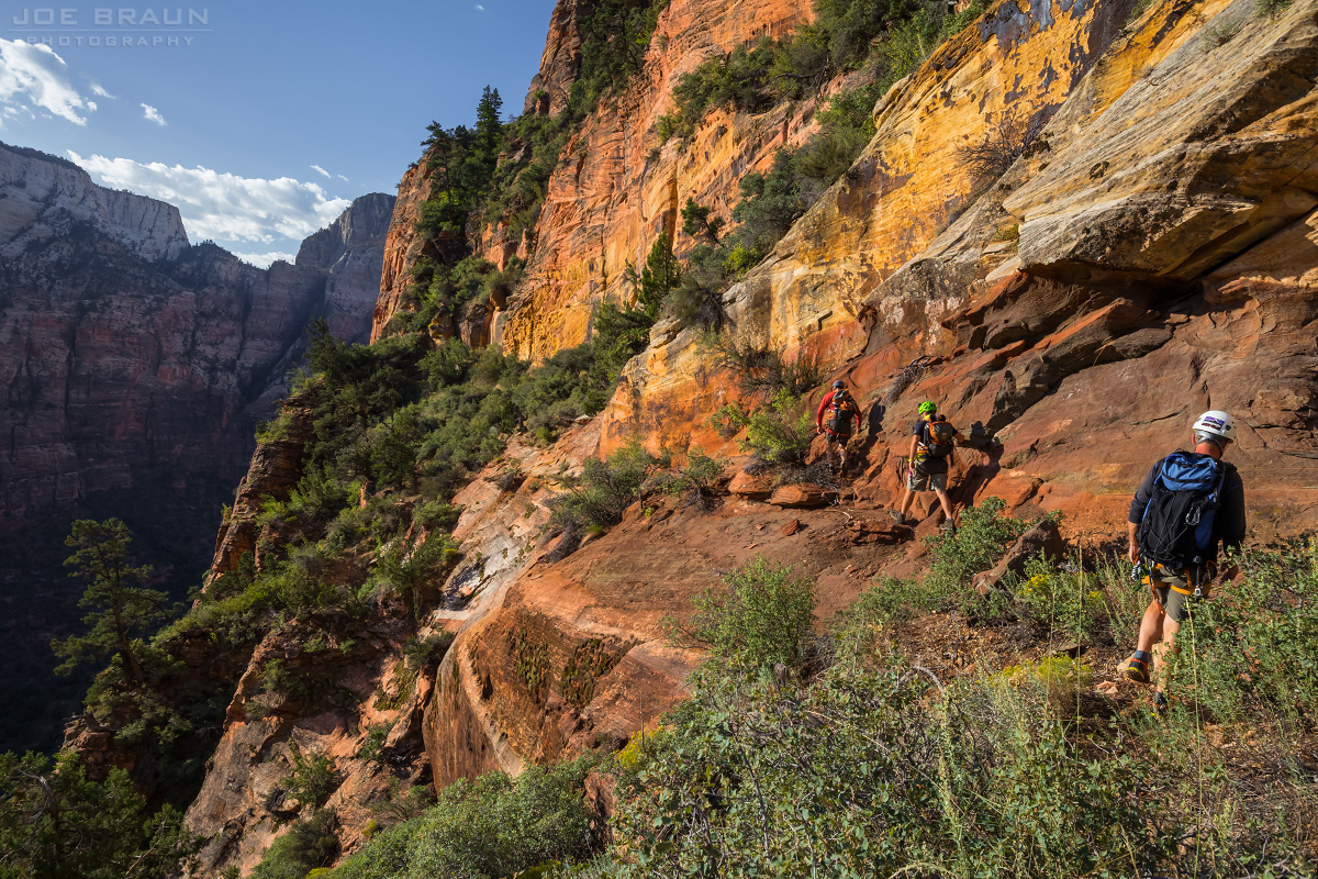 Lady Mountain photo (Zion National Park) -- © 2017 Joe Braun Photography