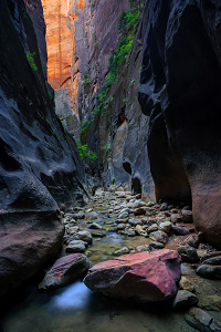 Joe S Guide To Zion National Park Orderville Canyon