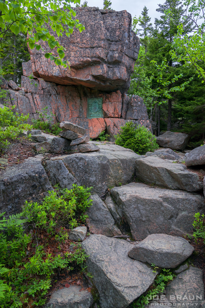 Gorham Mountain Trail photo (Acadia National Park) -- © 2013 Joe Braun Photography