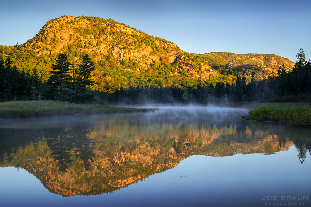 Sand Beach and Great Head Trail photo (Acadia National Park) -- © 2013 Joe Braun Photography