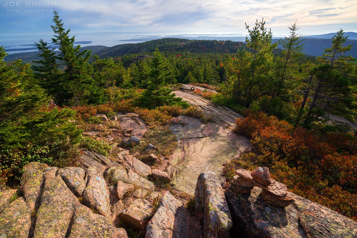 Sargent Mountain photo (Acadia National Park) -- © 2013 Joe Braun Photography