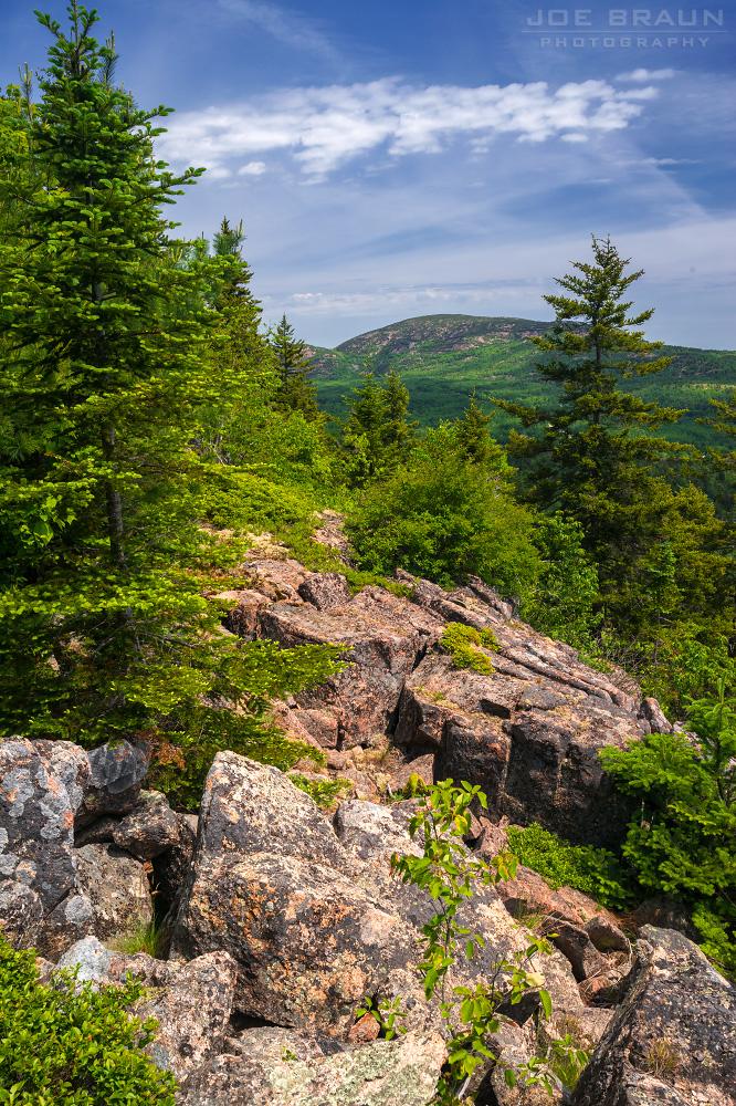 Joe's Guide to Acadia National Park - Cadillac South Ridge ...