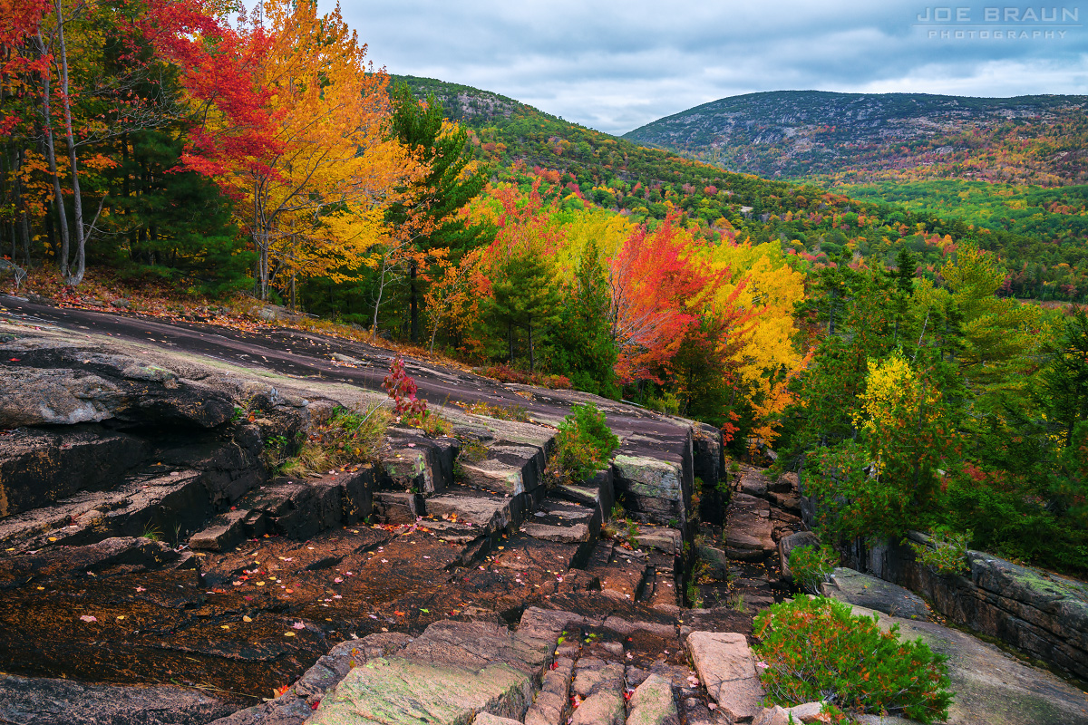 Canon Brook Trail photo (Acadia National Park) -- © 2014 Joe Braun Photography