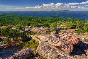 joe's guide to acadia national park - dorr north ridge trail and