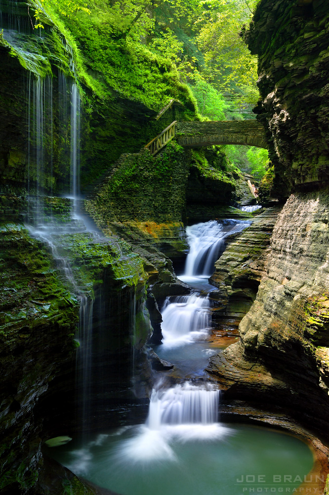 Gorges Of The Finger Lakes