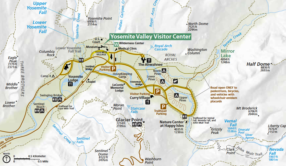 Joes Guide to Yosemite National Park Yosemite Valley Survival Guide