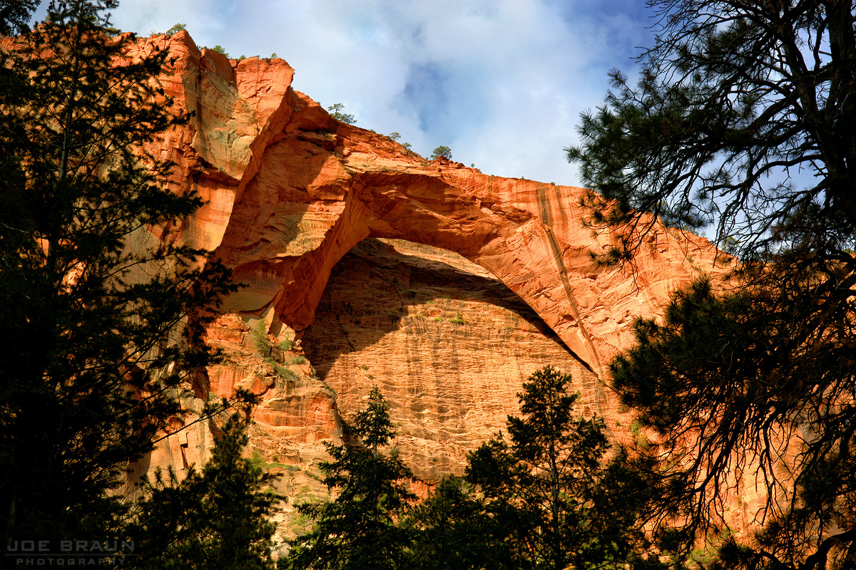 Kolob Arch, Zion National Park
