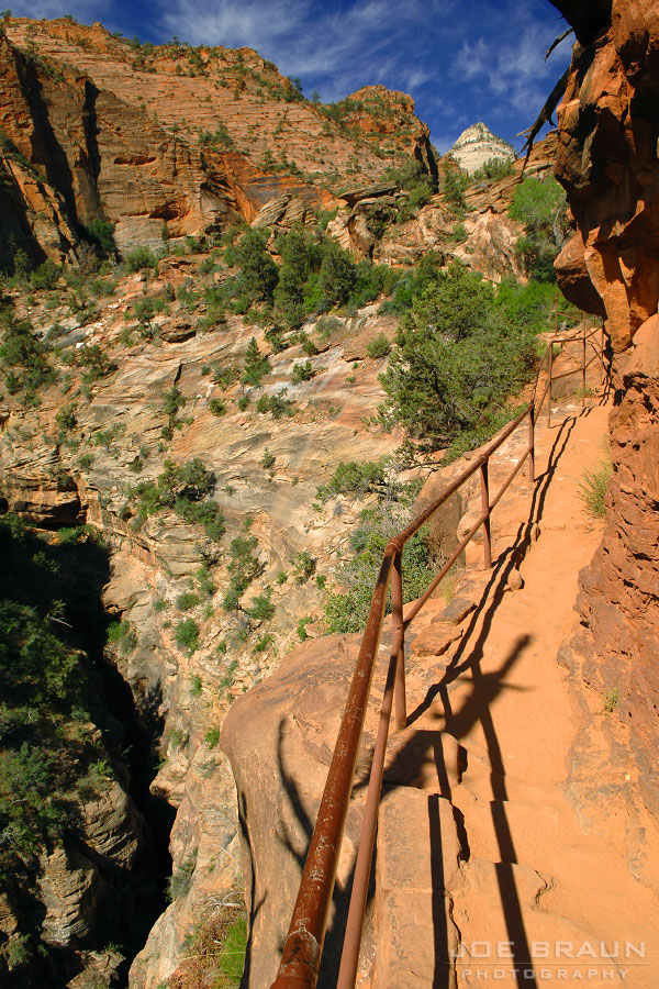 Canyon Overlook Trail photo (Zion National Park) -- © 2005 Joe Braun Photography