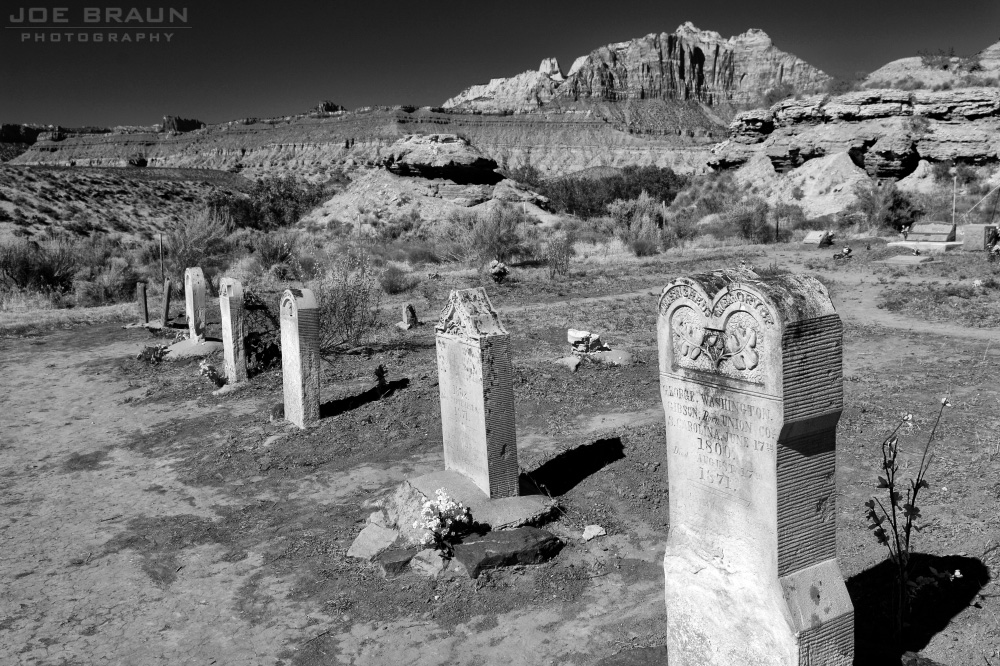 Grafton Ghost Town photo (Zion National Park) -- © 2005 Joe Braun Photography