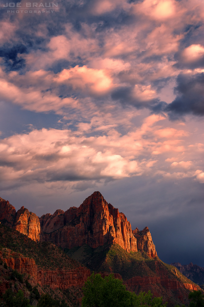 Pa'rus Trail (Zion National Park) -- © 2013 Joe Braun Photography