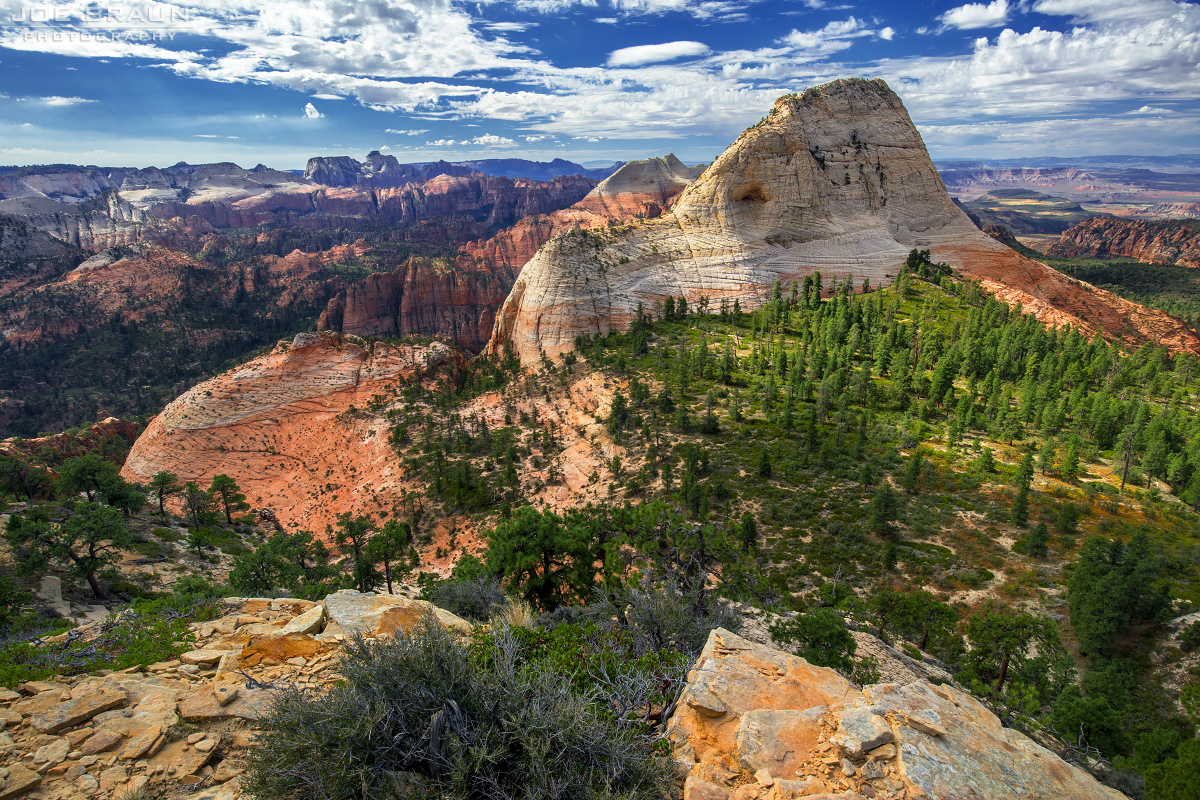 East Northgate Peak photo (Zion National Park) -- © 2017 Joe Braun Photography