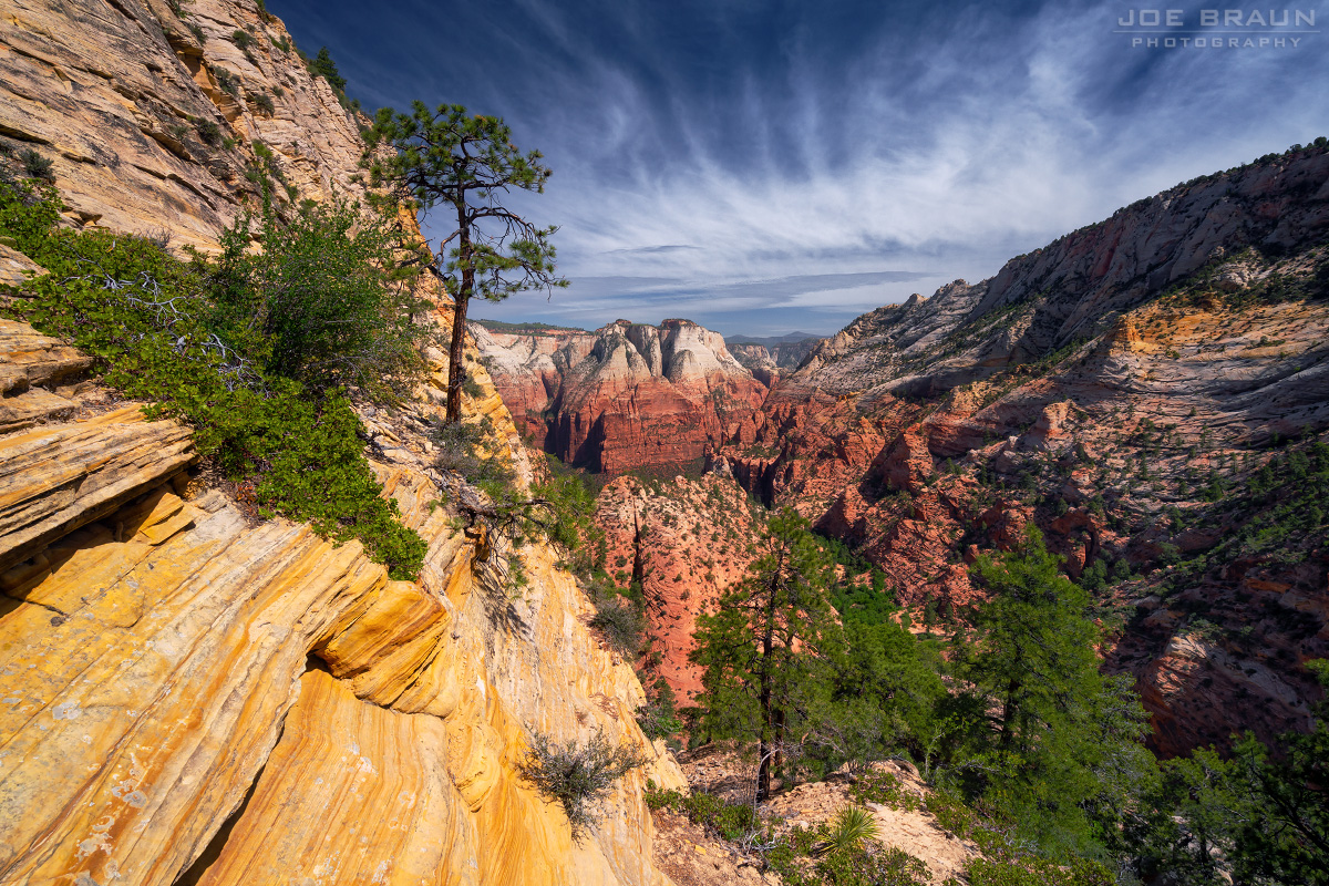 Mountain of the Sun photo (Zion National Park) -- © 2018 Joe Braun Photography