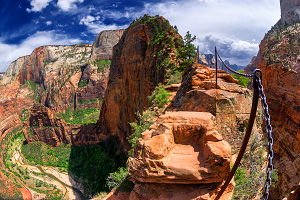 joe s guide to zion national park angels landing hiking guide