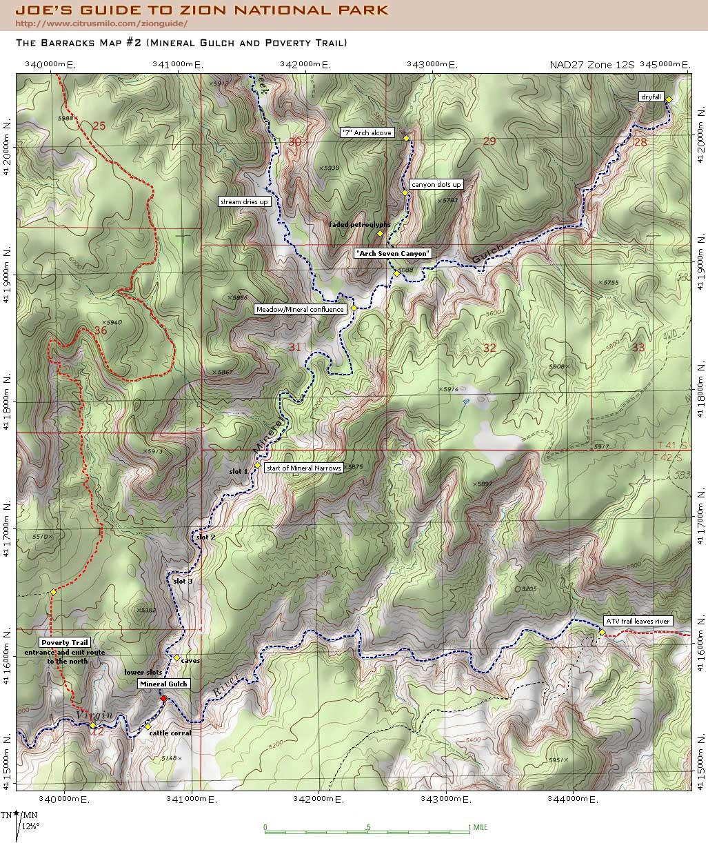 joeun_barracks2 Zion National Park Map And Guide on bryce map and guide, grand canyon map and guide, monument valley map and guide, national park service map and guide, downtown dallas map and guide,